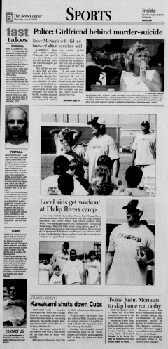 Athens News Courier, July 09, 2009, Page 21