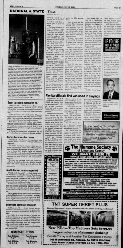 Athens News Courier, July 12, 2009, p. 5