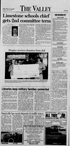 Athens News Courier, July 12, 2009, p. 11