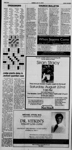 Athens News Courier, July 12, 2009, Page 35