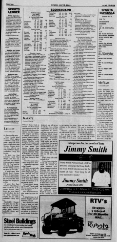 Athens News Courier, July 12, 2009, Page 51