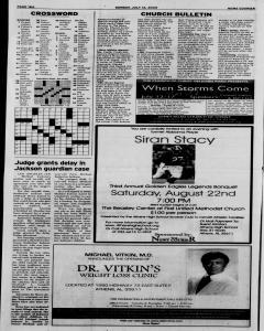 Athens News Courier, July 12, 2009, Page 36