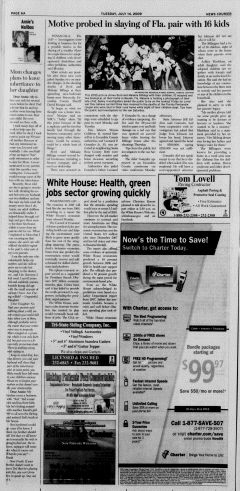 Athens News Courier, July 14, 2009, Page 11