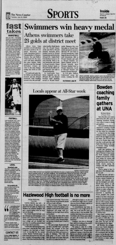 Athens News Courier, July 14, 2009, Page 17