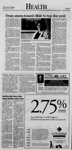 Athens News Courier, July 15, 2009, p. 15
