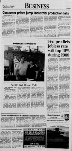 Athens News Courier, July 16, 2009, Page 9
