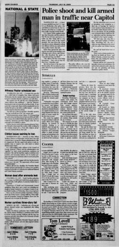 Athens News Courier, July 16, 2009, Page 6
