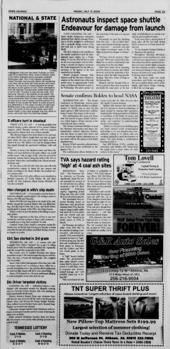 Athens News Courier, July 17, 2009, Page 5