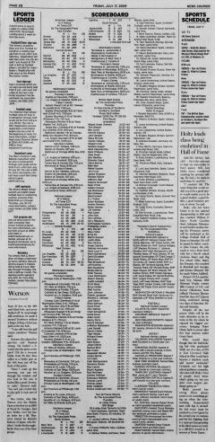 Athens News Courier, July 17, 2009, Page 27