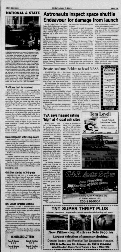 Athens News Courier, July 17, 2009, p. 6