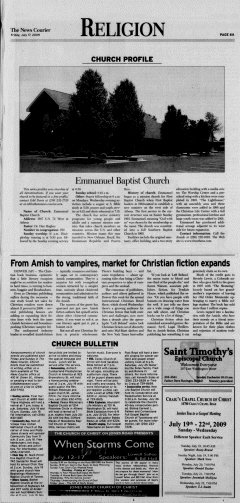 Athens News Courier, July 17, 2009, p. 12