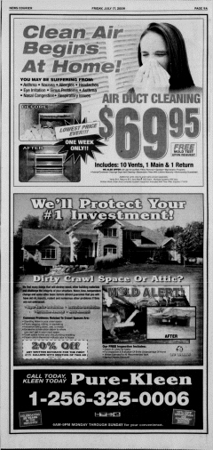 Athens News Courier, July 17, 2009, p. 18