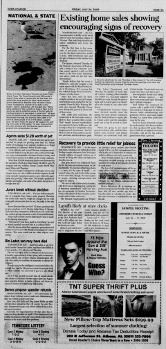 Athens News Courier, July 24, 2009, p. 5