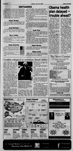 Athens News Courier, July 24, 2009, p. 4
