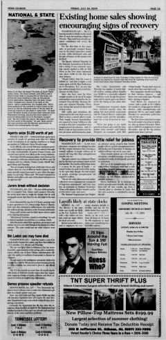 Athens News Courier, July 24, 2009, p. 6