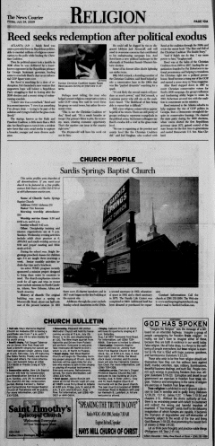Athens News Courier, July 24, 2009, p. 20