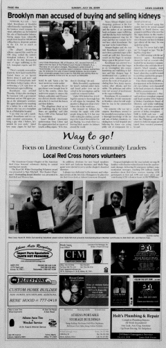 Athens News Courier, July 26, 2009, Page 37