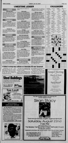 Athens News Courier, July 26, 2009, Page 49