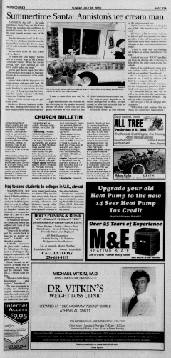 Athens News Courier, July 26, 2009, Page 53
