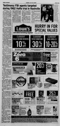 Athens News Courier, July 26, 2009, Page 65