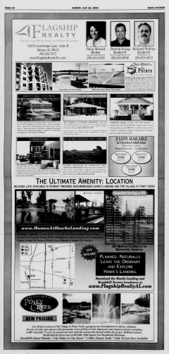 Athens News Courier, July 26, 2009, Page 83