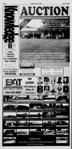 Athens News Courier, July 26, 2009, Page 87