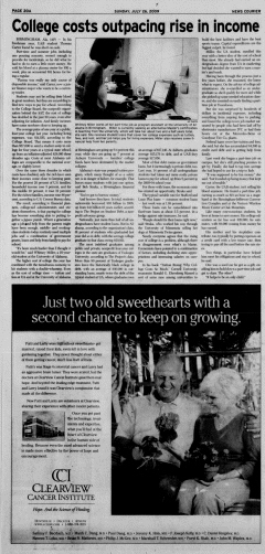 Athens News Courier, July 26, 2009, Page 40