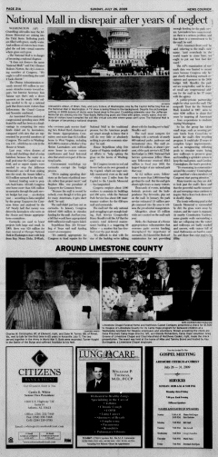 Athens News Courier, July 26, 2009, Page 42