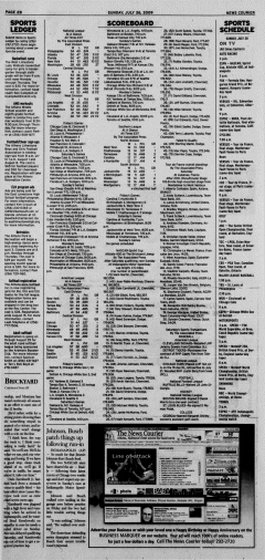 Athens News Courier, July 26, 2009, Page 72