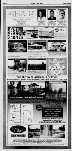 Athens News Courier, July 26, 2009, Page 84