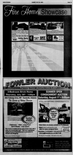 Athens News Courier, July 26, 2009, Page 90