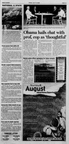 Athens News Courier, July 31, 2009, Page 5