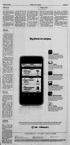 Athens News Courier, July 31, 2009, Page 9