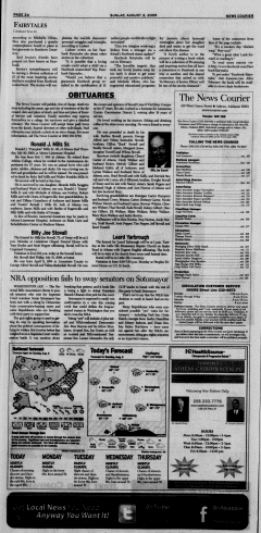 Athens News Courier, August 02, 2009, p. 3