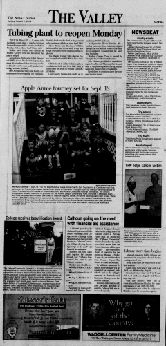 Athens News Courier, August 02, 2009, p. 11
