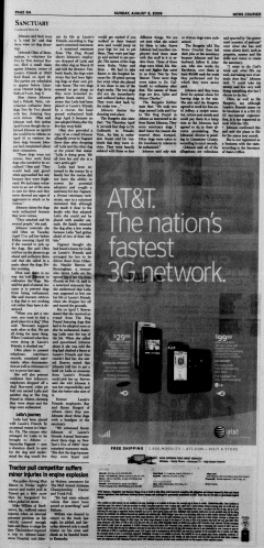 Athens News Courier, August 02, 2009, p. 15