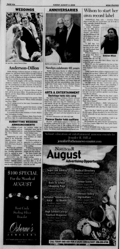 Athens News Courier, August 02, 2009, p. 19