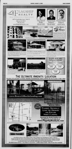 Athens News Courier, August 02, 2009, Page 59