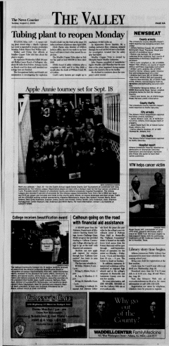 Athens News Courier, August 02, 2009, p. 12