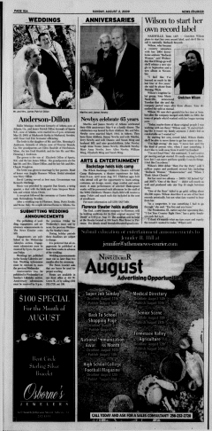 Athens News Courier, August 02, 2009, p. 20