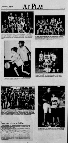 Athens News Courier, August 02, 2009, Page 52