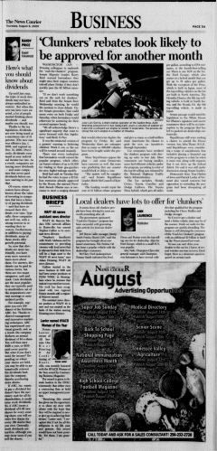 Athens News Courier, August 06, 2009, Page 10