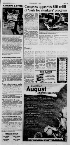 Athens News Courier, August 07, 2009, Page 5