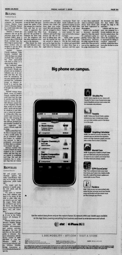 Athens News Courier, August 07, 2009, Page 9
