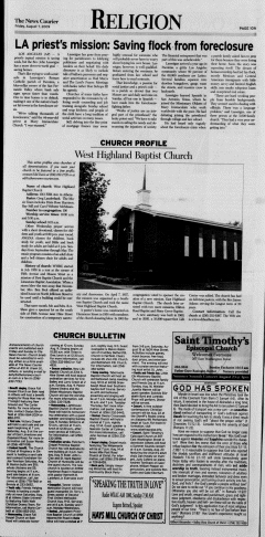 Athens News Courier, August 07, 2009, Page 19