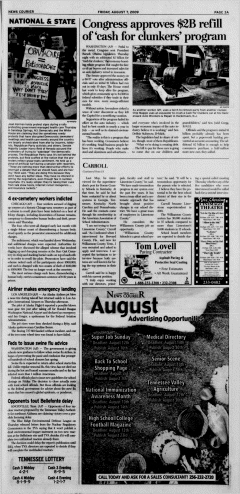 Athens News Courier, August 07, 2009, Page 6
