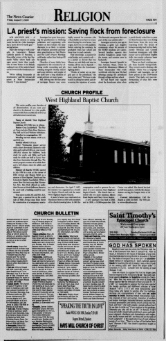 Athens News Courier, August 07, 2009, Page 20