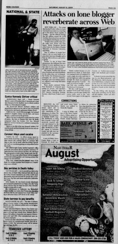 Athens News Courier, August 08, 2009, Page 5