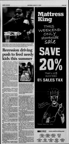 Athens News Courier, August 08, 2009, Page 10