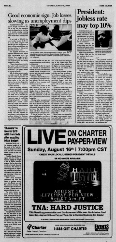 Athens News Courier, August 08, 2009, Page 12